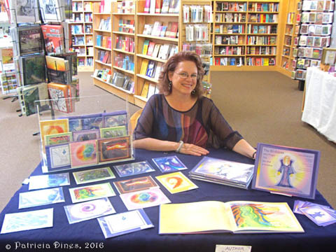 Author/Illustrator Patricia Dines